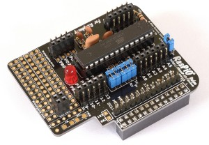 RasPiO Duino - learn Arduino programming on the Pi