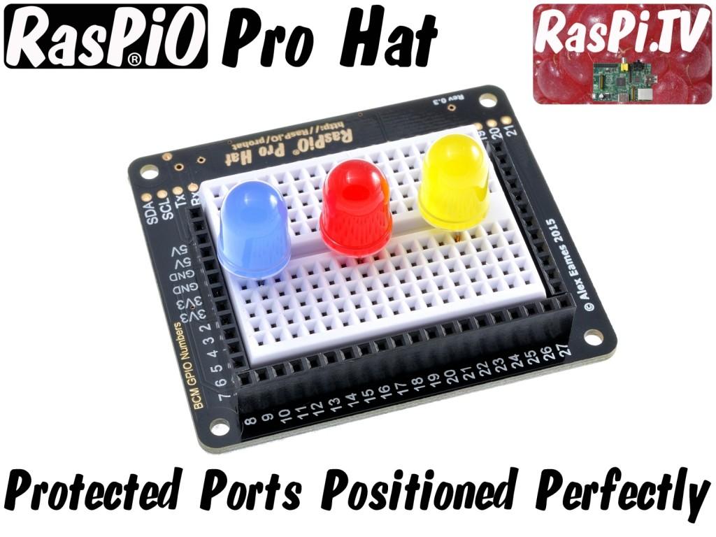 RasPiO Pro Hat