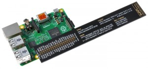 RasPiO GPIO Ruler on Raspberry Pi 2