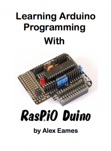Learning Arduino Programming with RasPiO Duino